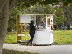 Pronto Kiosk wins Honor Award - Programs - AIA San Francisco