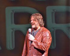 Comedian Paul Harris performs at Starlite Theatre in Branson, Mo.