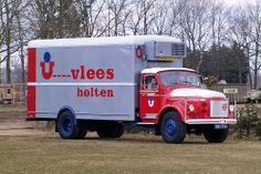 1966 Volvo N86-52,  vleeswagen Holten
