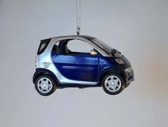 Smart car ornament on eBay