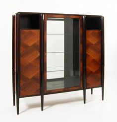 Vintage Rosewood Display Cabinet - Cabinets - Storage - Furniture - 20´s