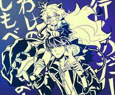 Tags: Anime, Pixiv Id 4509587, Elsword, Ciel (Elsword), Lu (Elsword), Gauntlets, Carry