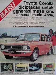 Iklan Toyota Corolla