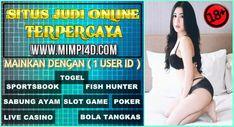 MIMPI4D - Situs Judi Online Dengan Minimal Deposit Termurah Di Seluruh Indonesia. ( Yaitu Rp 20.000 )