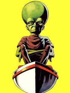 little green men dont get mucheviller.