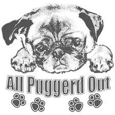 Puggerd out pug SO CUTE