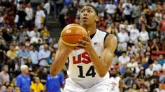 Nike signs NBA rookie Anthony Davis