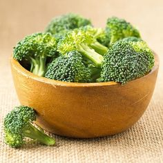 It's not only packed with nutrients that are necessary for a healthy pregnancy -- such as calcium and folate -- but broccoli is also rich in fiber and disease-fighting antioxidants. And since it contains plenty of vitamin C, this popular green vegetable will help your body absorb iron when it's eaten with an iron-rich food, such as whole wheat pasta or brown rice.