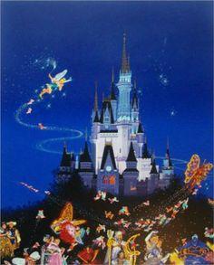 Tinkerbell, Tokyo Disneyland's 15th Anniversary  - Hiro Yamagata