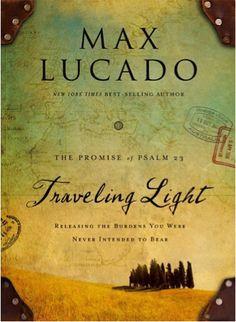 Bargain e-Book: Traveling Light {by Max Lucado} ~ $2.99!