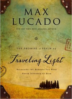 Bargain e-Book: Traveling Light {by Max Lucado} ~ $2.99!