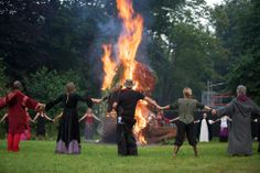 Burning of the Wicker Gaia @ Castlefest 2012