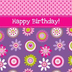 Design Birthday Card / Verjaardagskaart by Dysyn www.kaartje2go.nl
