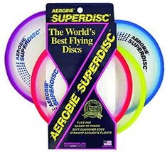Aerobie Flying Superdisc Soft Edged Frisbee - Multicolour for sale online Star Citizen, Camping Games Kids, Camping Ideas, Flying Games, Beach Play, Flying Disc, Game Ui Design, Space Games, Game Prices