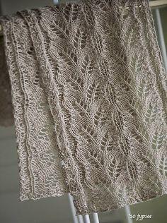Lace Knitting Pattern #2 | Lace Knitting Stitches