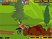Hey kids! Remember Naruto Uzumaki who is known as an adolescent ninja in a Japanese maga series named Naruto? If yes today is your lucky day to meet him again in Naruto Bike Ride  an awesome riding game.