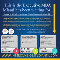 #FIU #FLORIDA #USA #Estudiar en #Estados Unidos #Postgrado #Business #Chapmann #GRAcademic #FloridaInternationalUniversity  www.intercambioestudiantil.com - info@intercambioestudiantil.com  www.intercambioestudiantil.com - info@intercambioestudiantil.com