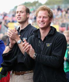 Prince William Photos - Behind The Scenes At The Invictus Games - Zimbio