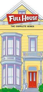 bubba71887  Full House Complete Series Collection DVD 32 Disc Set Real Mini House Gift Olsen