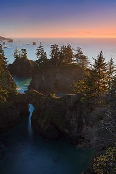 Oregon Coast, USA (Photo by Jesse Estes)