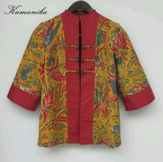 Ikat, Kimono Top, Women's Fashion, Blazer, Modern, How To Wear, Inspiration, Beauty, Tops