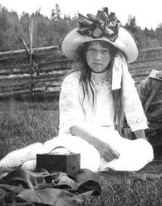 Anastasia, 1912.
