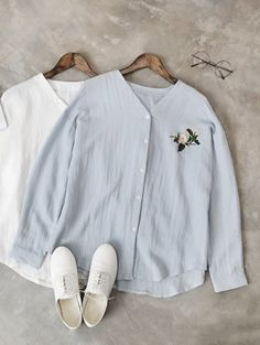 SHARE & Get it FREE | Linen Loose Floral ShirtFor Fashion Lovers only:80,000+ Items • New Arrivals Daily Join Zaful: Get YOUR $50 NOW!