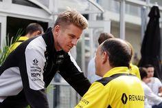 ルノー 「ニコ・ヒュルケンベルグはチームに方向性をもたらす」  [F1 / Formula 1]