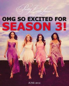 Pretty Little Liars Season 3 :),  Go To www.likegossip.com to get more Gossip News!