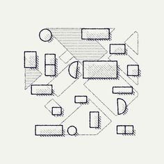 Happy Gif, Motion Design, Motion Graphics, Geometry, Movement Drawing, Architecture Design, Weird, Diagram, Animation