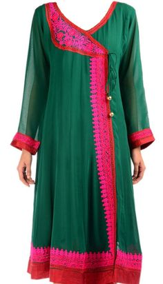 Angrakha Kurtis for Women & Girls 2013