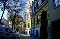 The street where I spent one of the most extraordinary years of my life. Quellenstrasse, Vienna