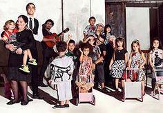 Dolce & Gabbana escolheu o Brasil, para abrir sua primeira loja infantil na América Latina!!
