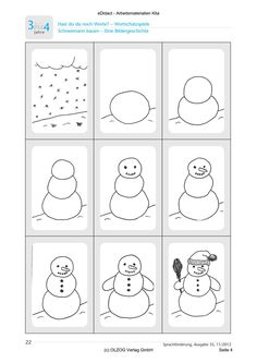 341 best Schneemann images on Pinterest | Winter christmas, Day care ...