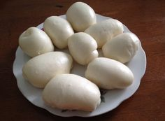 Mantou freshly made