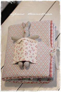 Adorable bunny quiet book