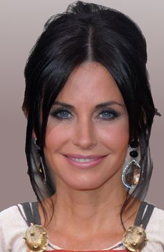 Courtney Cox Viking Edit