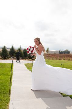 Congratulations Krista & Scott! First Look at Windsong Estate Event Center, Fort collins, CO