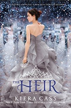 The Heir (The Selection, Book 4) (The Selection Series) by Kiera Cass http://www.amazon.co.uk/dp/B00Q28CITU/ref=cm_sw_r_pi_dp_6b4dxb078BWT6