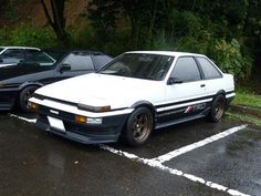 Initial D Car, Ae86, Toyota Cars, Cars And Motorcycles, Wallpaper, Heart, Vehicles, Collection, Autos