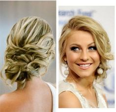 awesome prom hairstyles that cover ears - Google Search...