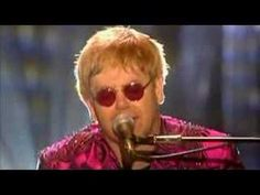 SACRIFICE by the Great Elton John (for the lyrics, click on more info)