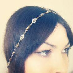 DIY Gypsy Head Chain