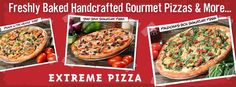 Yes, we deliver Extreme Pizza. Use code DF312b for FREE DELIVERY. GoWaiter.com or 719-694-3766