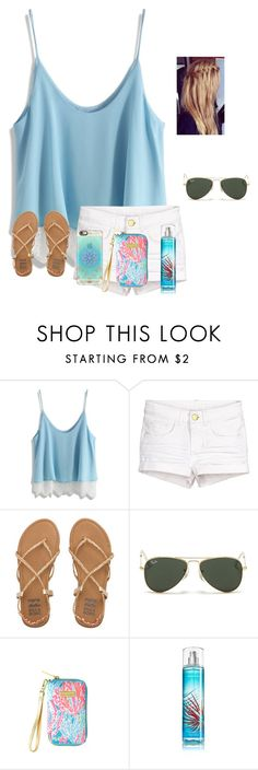 """•Day 3• Shopping•"" by raquate1232 ❤ liked on Polyvore featuring Chicwish, Billabong, Ray-Ban, Lilly Pulitzer, Casetify and twaysummercon"