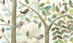 Anna Walker (artist, illustrations, books)