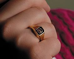 Dating back nearly a century, the Cobber ring provides a common bond for alumni across the globe and has become a symbol of the values and ideals Concordia College represents.