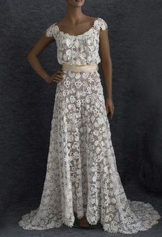 jennifer lawrence irish crochet dress - Yahoo Image Search Results