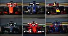 What's the best looking 2017 F1 car?