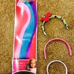 For Sale: American Girl Hair Accessories for $6